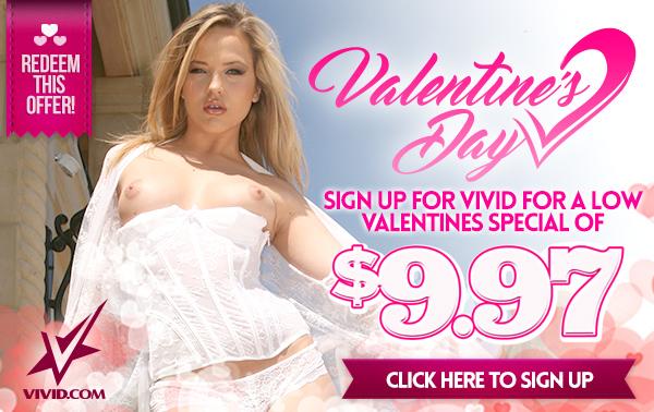 Vivid Video Valentine's Special